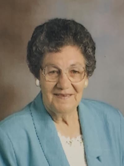 Mary Verba
