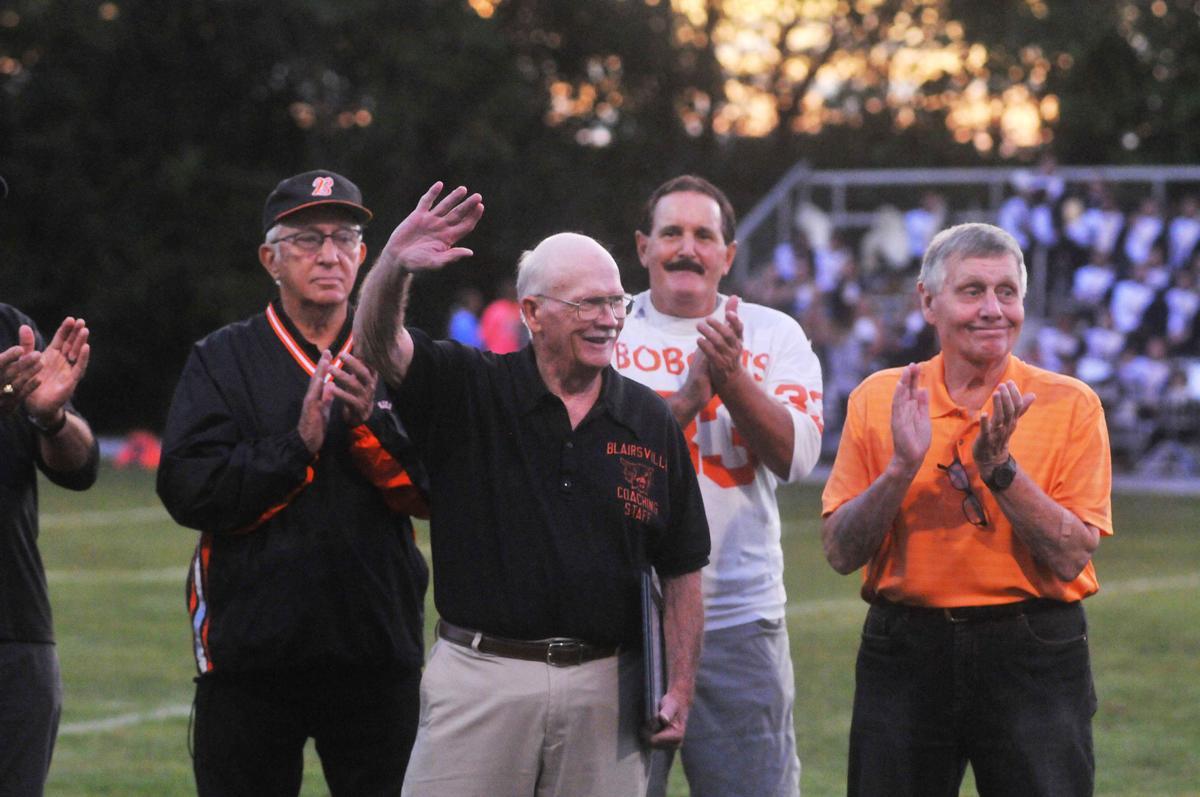 Widmar Field Dedication 559