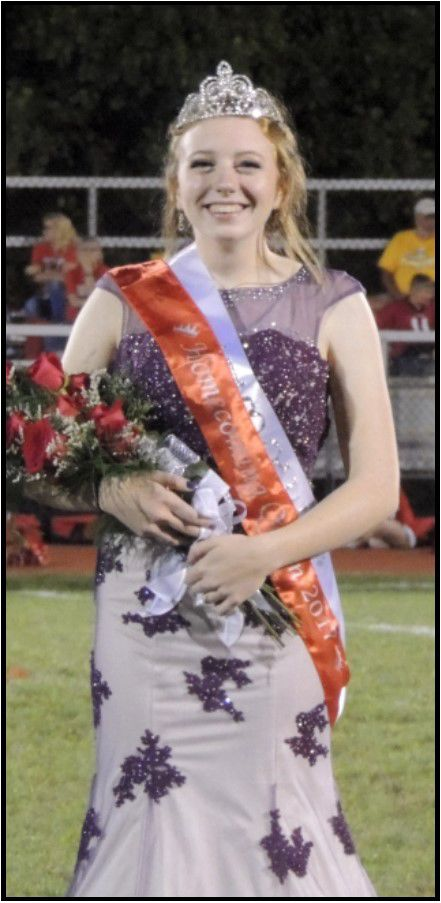 Purchase Line homecoming queen
