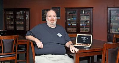Kevin Davis, of Indiana