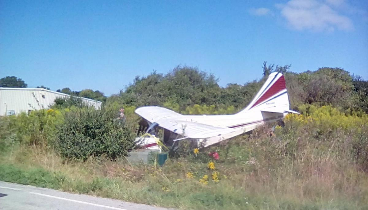 Businessman hospitalized after training-flight accident | News