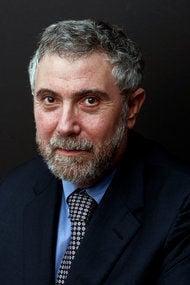 Columnist Paul Krugman