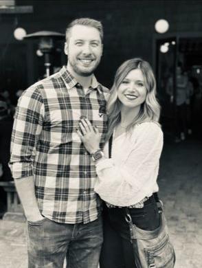 Engagement: Julie Andrie and Jordan Alsop