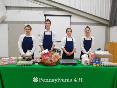 4-H youths