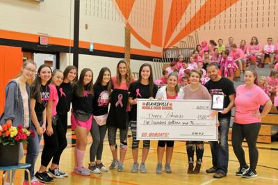 Blairsville pink out