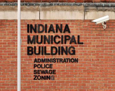 Indiana Borough building