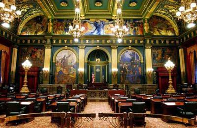 Pa. State Senate chamber