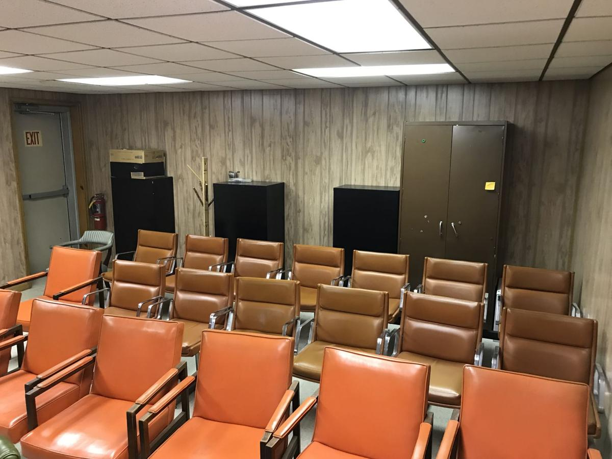 Burrell Township meeting room