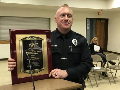 Police again receive AAA award