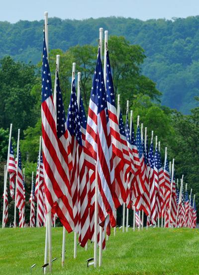 Blairsville Flags