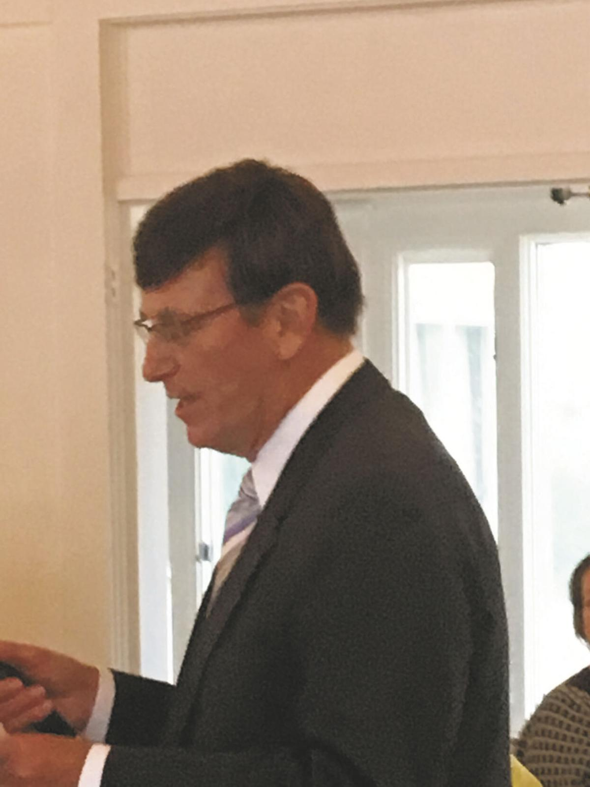 Frank Prazenica, Ph.D.