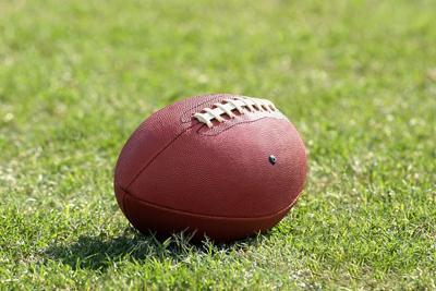football horizontal