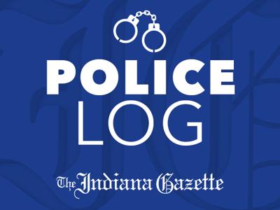 Police Log slide