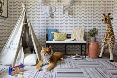 Homes Playroom Design