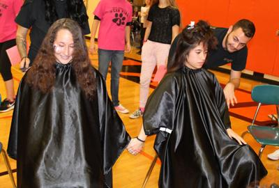 Haircutting event