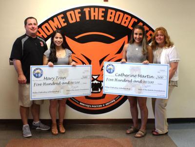 DeRubis scholarship awards
