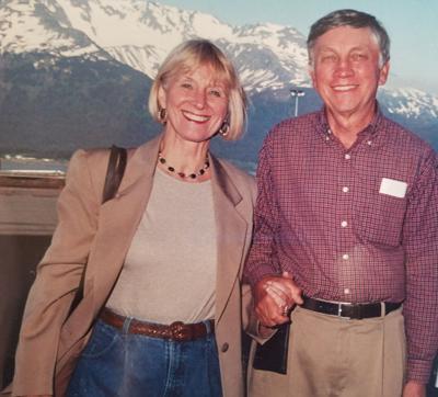 Patti and John