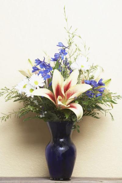 Obits Floral 01