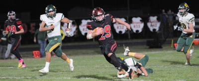 Ligonier Valley 46, Marion Center 0