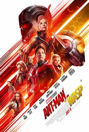 Ant-Man and The Wasp (PG-13)