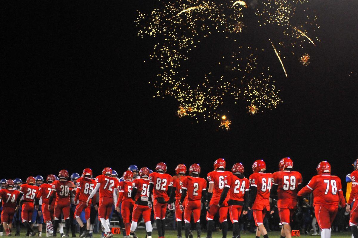 Gazette Photo Gallery: Trojans advance in historic win