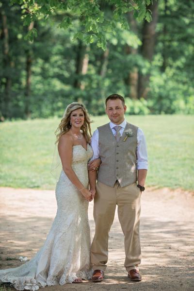 Michelle Stiles and Jason Schrecongost