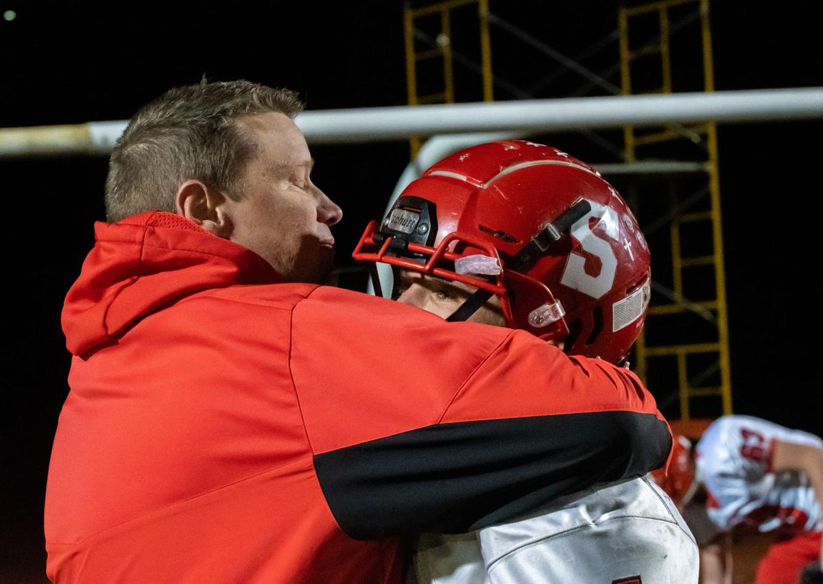 Gazette Photo Gallery: Trojans wrap up milestone season