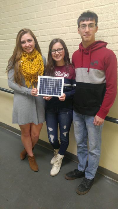 Marion Center solar