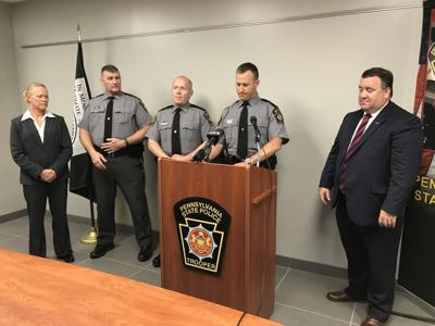 Attempted homicide press conference