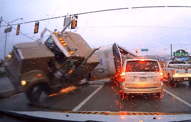 Accident in blairsville pa today