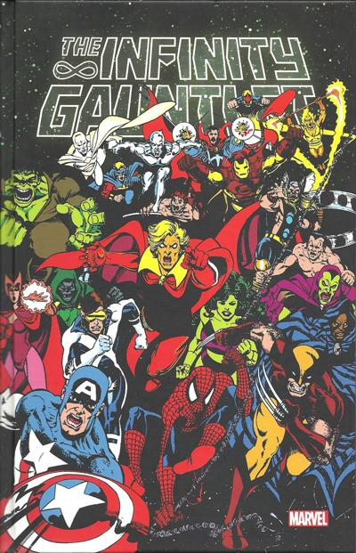 Captain Comics Infinity War Not Exactly By The Book