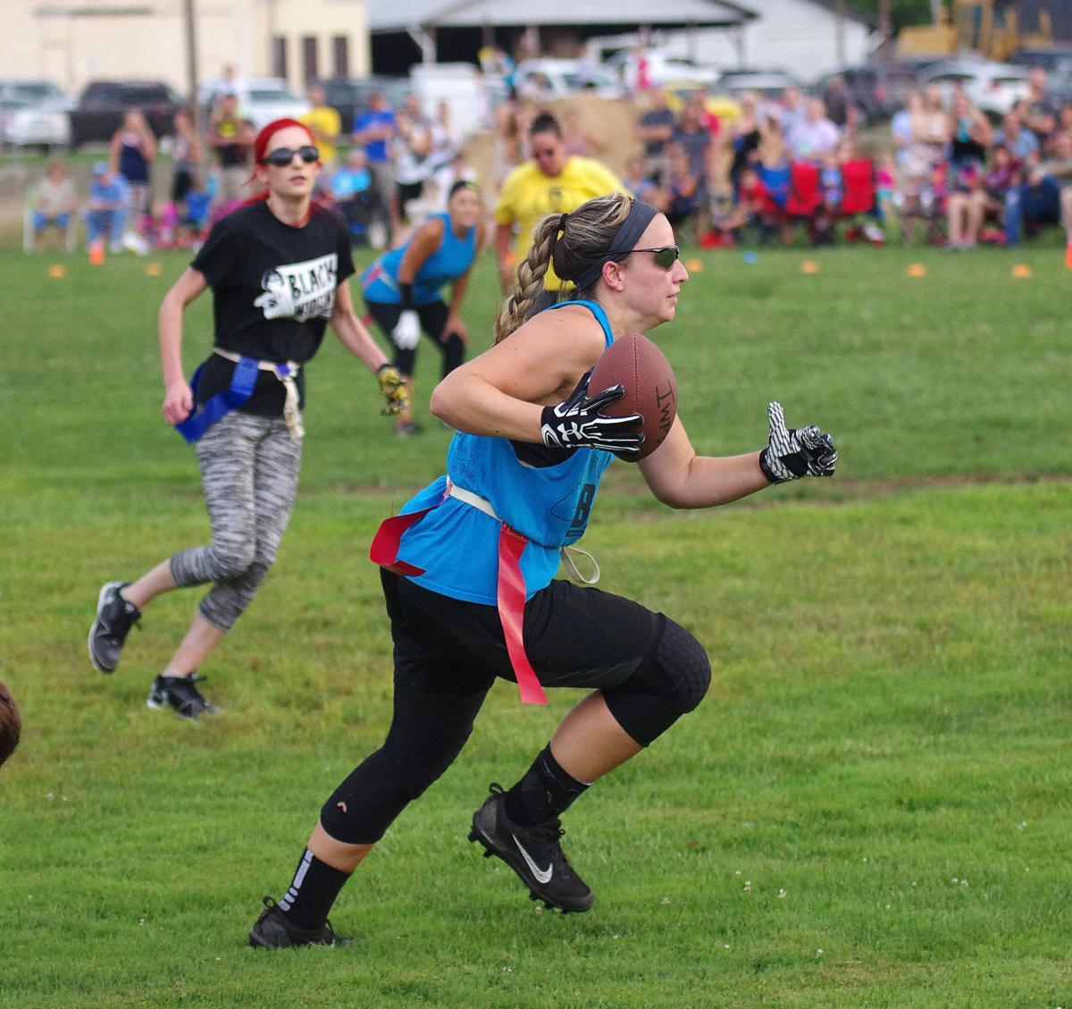 Ballers claim Indiana Women's Flag Football League title
