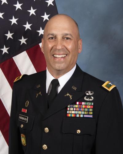 Col. David Farabaugh