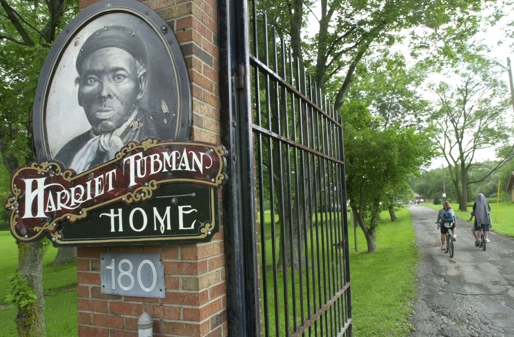 Tubman park celebrated u0027Moses of her peopleu0027
