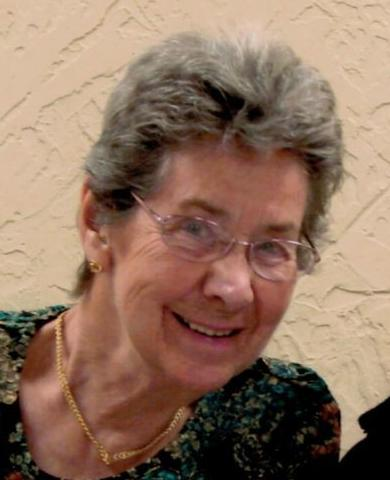 Dorothy Stormer