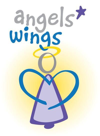 angels wings logo