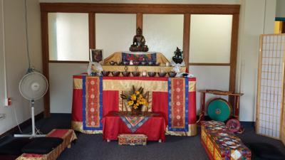 KTC shrine