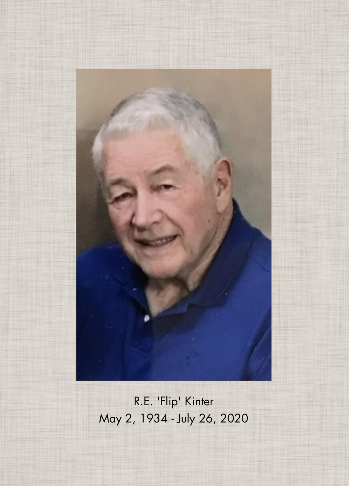 Royden E. 'Flip' Kinter