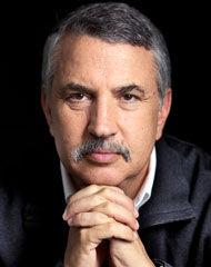 Columnist Thomas Friedman