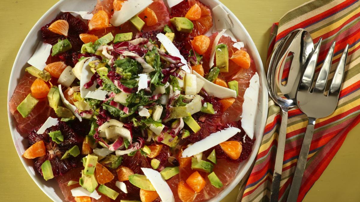 Secrets to best salads: Freshness, crunch, balance and a surprise ...