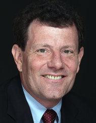 Columnist Nicholas Kristof