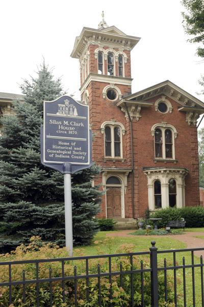 Silas M. Clark House