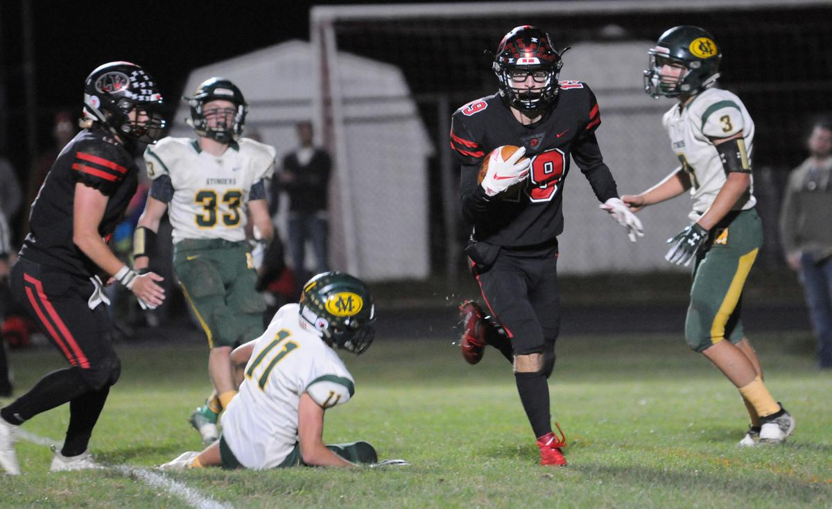 Gazette Photo Gallery: Rams juggernaut rumbles over Stingers