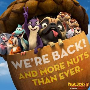 Nut Job 2: Nutty by Nature (PG)