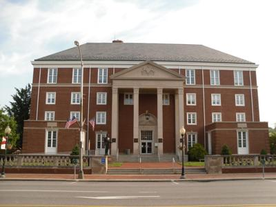 Indiana County Court House