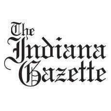 THE INDIANA GAZETTE logo