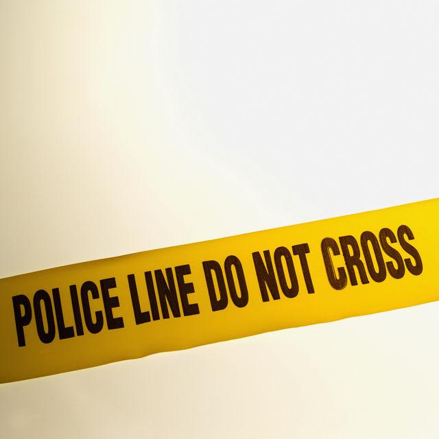 Police crime scene tape 03