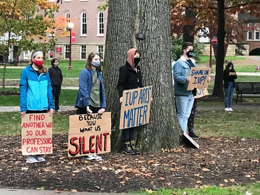Oak Grove protesters