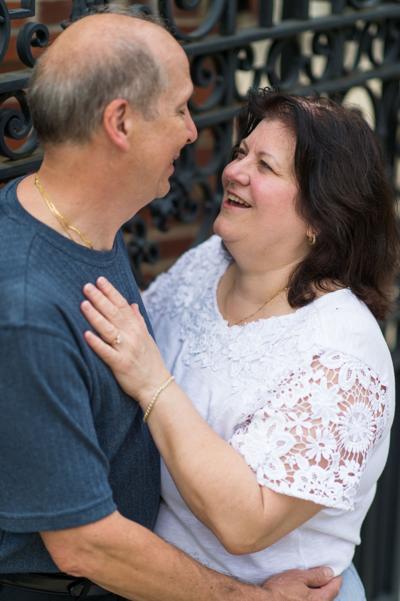 John Barbati and Karen Buratti