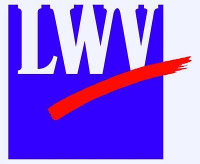 LEAGUE OF WOMEN VOTERS LOWV LWV logo